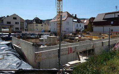 Geislinger Zeitung berichtet über Neubauprojekt der GSW